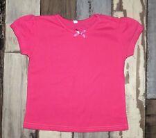 ~ 24 mois 2 ans - NRF45 ~ Tee-shirt rose fille ~