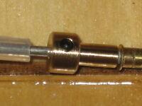 RC Model Boat Prop Shaft collar, 4mm or 2mm shaft