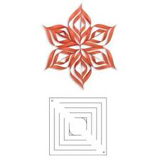 New listing We R Lifestyle Crafts Quickutz Star Ornament (Die) 03810-8