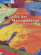 Quilts der Meisterklasse. Inspirationen und Technik... | Buch | Zustand sehr gut