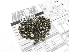 Gold Plated Steel Screw Set 145pcs. For INFINITY IF15