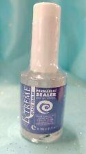 Backscratchers Extreme Permanent GLAZE SEALER Acrylic Nails UV Protect .5oz NEW!