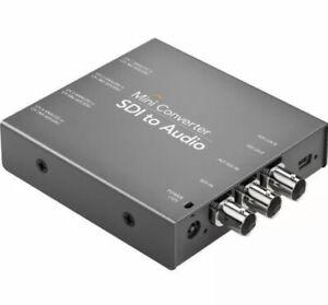 Blackmagic Design CONVMCSAUD Mini Converter SDI to Audio