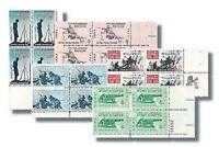 CIVIL WAR Centennial Mint NH Set of 5 Plate # Blocks #1178 - 1182 Compl 1961-65