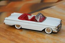 Brooklin Models BRK 75 Edsel Ranger conv.1960 Collectors Guide (1of30!!!)