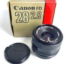 CANON FD 28/2,8