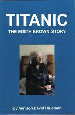 titanic books by david haisman
