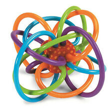Infant Baby Kids Manhattan Toy Winkel Sensory Puzzle Teether Activity Toy 0+