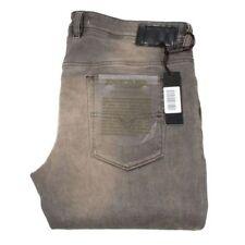 Jeans da uomo grigie, taglia 32 Diesel