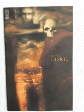 2004 IDW  Lore #2 Ashley Wood with T.P. Louise 1st Printing VF+