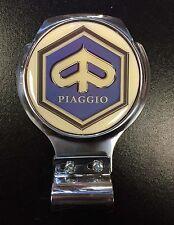 "Bar badge ""Piaggio"" enhancement for Vespa & LML"