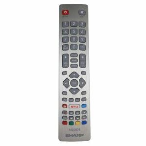 New Genuine Sharp LC-49CFG6001K TV Remote Control