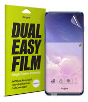 Samsung Galaxy S10 Screen Protector Ringke® [Dual Easy] Full Coverage Film 2pcs