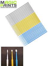 30 Lacktupfer (3 Variants) For Smallest Autolackschäden, Microbrush, Model