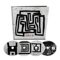 The Pineapple Thief - Versions of the Truth (NEW 2CD+DVD+BLU-RAY)