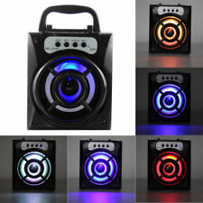 Portable Wireless Bluetooth Speaker Stereo Super Bass W/ Usb/tf/fm Radio Outdoor