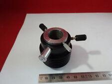 Vintage Unitron Optical Illuminator Lamp Optics Microscope Part 6v A 37