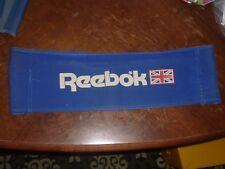 Vintage Reebok Logo Director Folding Chair Replacement Backing Shoe Advertiser
