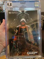 Cgc 9.8 RED HOOD #51 (KAEL NGU VARIANT) COMIC BOOK ~ DC Comics