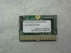 Disk on Module 512MB IDE 44-Pin Flash Memory DH0512M44NK1