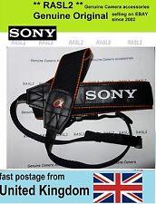 Genuine Original SONY Alpha DSLR SLR Camera Neck Shoulder Strap