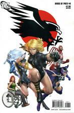 BIRDS OF PREY (Vol. 2) #8 VF, Gail Simone, Batman DC Comics 2011 Stock Image