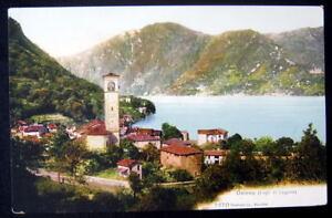 Switzerland~1900's Osteno (TICINO) Lago di Lugano