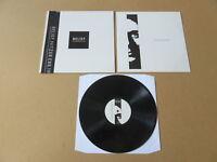 NITZER EBB Belief MUTE LP & RARE OBI STRIP ORIGINAL 1989 UK 1ST PRESSING STUMM61