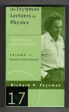 Feynman Lectures on Physics, Vol 17 Feynman on Electrodynamics - Audio Cassettes
