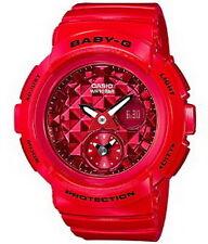 Casio Baby-G Studs Dial Ladies Watch BGA-195M-4A