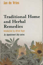 Vries, Jan de, Traditional Home and Herbal Remedies (By Appointment Only), Paper