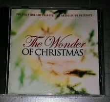 The Billy Graham Evangelistic Association Presents The Wonder Of Christmas CD