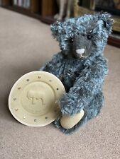 Steiff FRITZ Mohair Bear (021299) 50 cm Boxed Ltd Edition 133/135 - VERY RARE!