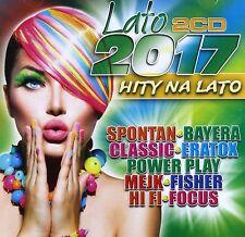 = HITY NA LATO 2017 + 2016 / disco polo dance / CD sealed