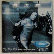 Givenchy CDs Publicitaire 2000 Larusso Worlds apart