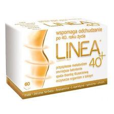 LINEA 40+ odchudzanie oczyszczanie detox chrom60 tab. weight loss fat burner