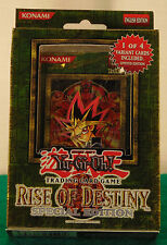 Yu-Gi-Oh! RISE OF DESTINY Special Edition Box--Factory Sealed
