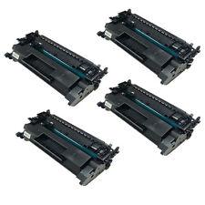 4PK Toner Cartridge CF226A Replace For HP26A Pro M402n M402d MFP M426fdw M426fdn