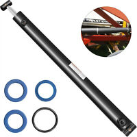 """Hydraulic Cylinder Welded Double Acting 2.5"""" Bore 20"""" Stroke Cross Tube 2.5x20"""