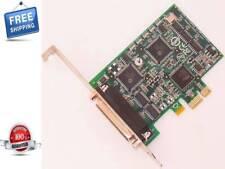 Axxon Dual Megabaud PCIe MAP/950 PCI Express PCIe Serial RS232 LF658KB Rev D