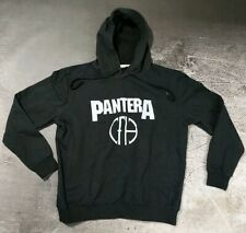 Pantera STRONGER THAN ALL Zip Up Hoodie Sweatshirt NEW 100/% Authentic