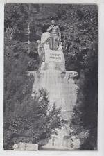 AK Wien XIX, Türkenschanzpark, Prießnitz Denkmal, 1911
