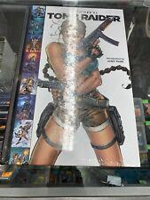 Tomb Raider Archives Volume 1 Deluxe Hardcover HC Dark Horse Sealed OOP