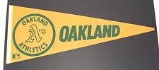 "MLB Oakland A's - Athletics 30"" Felt Pennant - Officially Licensed"