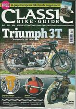 CLASSIC BIKE GUIDE-June 2018 (NEW) *Post included to UK/Europe/USA/Canada