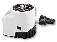 600 GPH Automatic Bilge Pump for Boats
