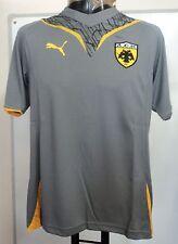 L'AEK Athènes 2009/10 away shirt par puma adultes taille XXL neuf avec étiquettes
