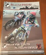 2017 BELLE VUE COLTS v PLYMOUTH + NJL HALIFAX v NEWCASTLE 9th AUGUST