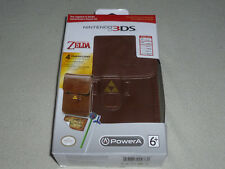 NEW IN BOX NINTENDO 3DS THE LEGEND OF ZELDA ADVENTURERS POUCH KIT NIB HOLDER