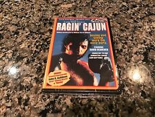 Ragin' Cajun New Sealed DVD! Troma Team! Southern Fried Action Adventure!